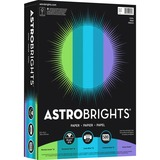 WAU20274 - Astrobrights Inkjet, Laser Print Colored Pap...