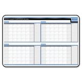 Quartet Durable 120 Day Undated Calendar