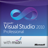 Microsoft Visual Studio 2010 Professional Edition with MSDN Renewal - Complete Product - 1 User