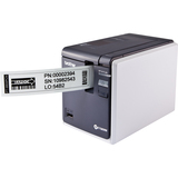 Brother P-touch PT-9800PCN Thermal Transfer Printer - Monochrome - Desktop - Label Print