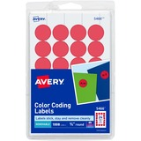 AVE05466 - Avery® Color-Coding Labels