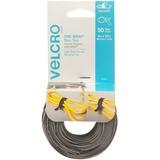 VEK90924 - VELCRO Brand ONE-WRAP Thin Ties 8in x 1/2in T...