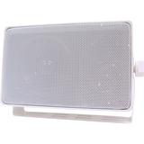Speco DMS3TSW 30 W RMS - 50 W PMPO Speaker - 3-way - 1 Pack - White