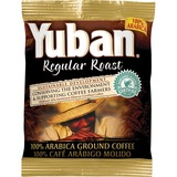 Yuban 100% Arabica Ground Coffee Ground - Regular - 1.1 oz - 42 / Carton KRF86230