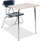 VIR3400BRC5196 - Virco Martest 3400BR Combo Desk