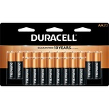DURMN1500B20 - Duracell Coppertop Alkaline AA Battery - M...