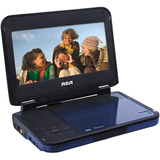 "RCA DRC6338 Portable DVD Player - 8"" Display"