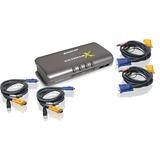 IOGEAR MiniView GCS1734 KVM Switch