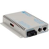 Omnitron iConverter 8902N-0 Fast Ethernet Media Converter