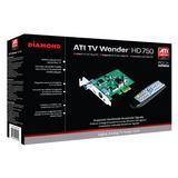 DIAMOND ATI Theater 750 PCIE HD TV Tuner Card