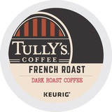 Tully's Coffee® French Roast Coffee K-Cups, 24/Box GMT192619