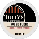Tully's Coffee® House Blend Coffee K-Cups, 24/Box GMT192919