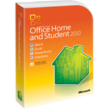 Microsoft Office 2010 Home and Student - 32/64-bit - Complete Product - 3 PC