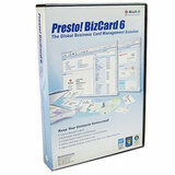 Ambir Presto! BizCard v.6.0 Full Edition - License and Media - 1 User