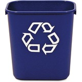 RCP295573BE - Rubbermaid Commercial Blue Deskside Recycling...