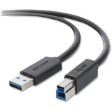 BLKF3U159B10 - Belkin SuperSpeed USB 3.0 Cable
