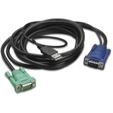 APC by Schneider Electric AP5821 KVM Cable Adapter