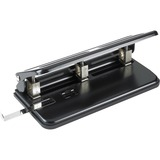 BSN65625 - Business Source Heavy-duty 3-hole Punch