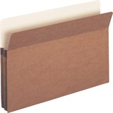"Business Source Accordion Expanding File Pocket - Legal - 8 1/2"" x 14"" Sheet Size - 1 3/4"" Expansion BSN65793"