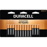 DURMN2400B20 - Duracell Coppertop Alkaline AAA Battery - ...