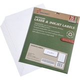 "SKILCRAFT 7530-01-578-9292 Address Label - 1"" Width x 2.63"" Length - 30 / Sheet - Rectangle - Laser, NSN5789292"