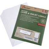 "SKILCRAFT 7530-01-578-9297 Extra Large File Folder Label - 0.94"" Width x 3.44"" Length - 18 / Sheet - NSN5789297"