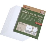"""SKILCRAFT 7530-01-578-9294 Extra Large Shipping Label - 3.33"""" Width x 4"""" Length - 6 / Sheet - Rectan NSN5789294"""