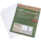 """SKILCRAFT 7530-01-578-9295 Extra Large Shipping Label - 3.33"""" Width x 4"""" Length - 6 / Sheet - Rectan NSN5789295"""