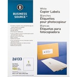 Business Source Copier Full Sheet Label