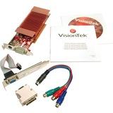 Visiontek 900321 Radeon 3450 Graphic Card - 512 MB DDR2 SDRAM - PCI