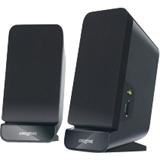 Creative A60 2.0 Speaker System - 4 W RMS - Black