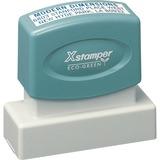 XSTN13 - Xstamper Large Business Address Stamp