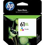 HP 61XL Ink Cartridge - Cyan, Magenta, Yellow
