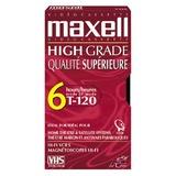 Maxell High Grade VHS Videocassette
