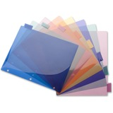 Business Source Poly Index Divider