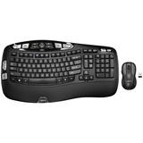 Logitech Wireless Wave Combo MK550 Keyboard and Mouse