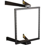 Tripp Lite SmartRack SRWO12US Wall-Mount Pivoting Open Rack Frame