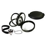 Bower VFK55C Filter Kit - Ultraviolet, Neutral Density, Polarizer Filter