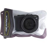 DiCAPac Underwater Case for Camera - Black