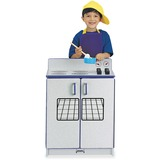 JNT0209JCWW003 - Jonti-Craft - Rainbow Accents Play Kitchen St...