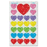 TEPT46314 - Trend Sparkling Heart-shaped Stickers