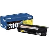 BRTTN310Y - Brother Genuine TN310Y Yellow Toner Cartridge