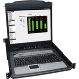 Tripp Lite NetDirector B020-U08-19KTAA Rackmount LCD with KVM