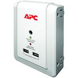 APC SurgeArrest Essential P4WUSB 4-Outlets Surge Suppressor