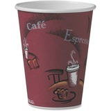 SCCOF12BI0041 - Solo Single Sided Paper Hot Cups
