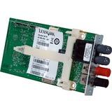 Lexmark MarkNet N8130 Fiber Fast Ethernet Print Server
