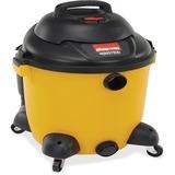 Shop-Vac® Industrial Wet/Dry Vacuum, 12gal, 2.5hp, Yellow/Black SHO9622110