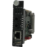 Perle CM-110-S2ST20 Fast Ethernet Media and Rate Converter