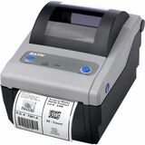 Sato CG408 Thermal Transfer Printer - Monochrome - Desktop - Label Print