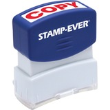 USS5946 - Stamp-Ever Pre-inked Red Copy Stamp
